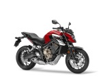 2018 CB650F Candy Cromosphere Red (1)